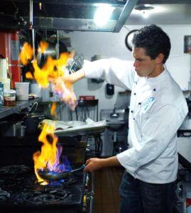 Chef Jeremy Manley by ©Tommy McAdams