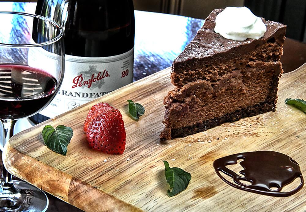 Chef Jeremy's Chocolate Cake