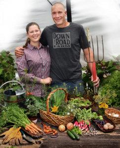 Brigida & Josh Rasmussen
